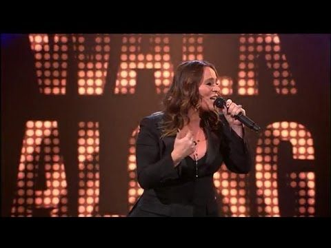 #Eurovision 2015: #Netherlands: Trijntje Oosterhuis: Walk Along [Voice of Holland performance]