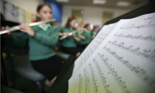 Are musicians better language learners?