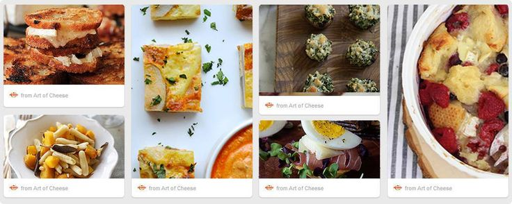 Pinterest Pins for President Cheese