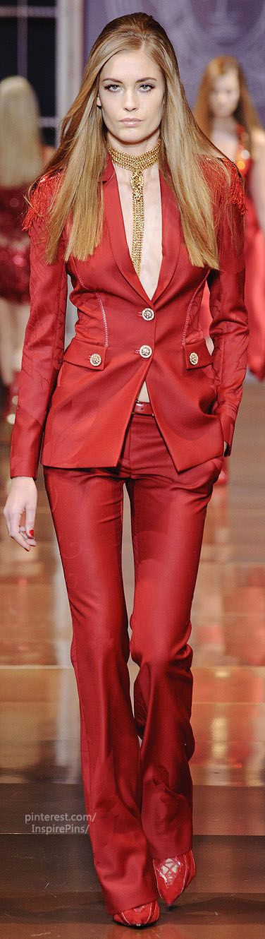 Versace FW2014 Collection Women's Fashion RTW   Purely Inspiration
