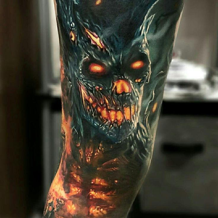 This is the most impressive tat I've ever seen.