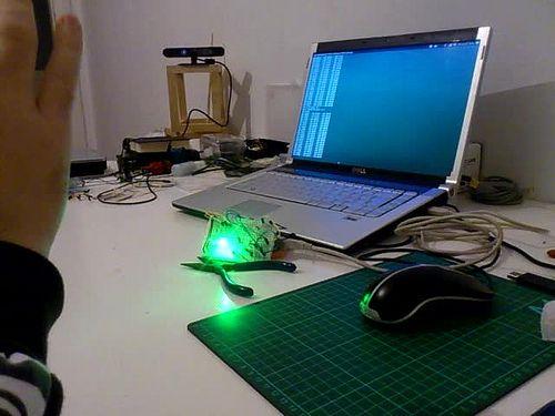LED prototype