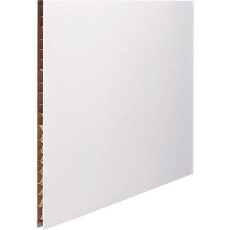 Cloison alvéolaire 2.5x1.2 m BA, Ep 50 mm - 28,50 €