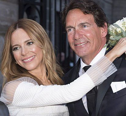 15 août 2015 - Pierre Karl Péladeau et Julie Snyder se disent «Oui»