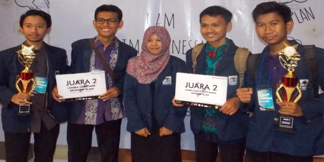 Edupost.id – Mahasiswa FSH UIN Jakarta meraih juara umum Shari`a Economic Events Shari`a Economic Learning Activity Through Edutainment and Recreation (Seven Shelter). Acara yang diinisiasi oleh…