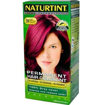 NATURTINT HAIR COLOR,5M,LT MHGNY CH, 5.28 FZ. This Multi-Pack means 2 boxes in it.