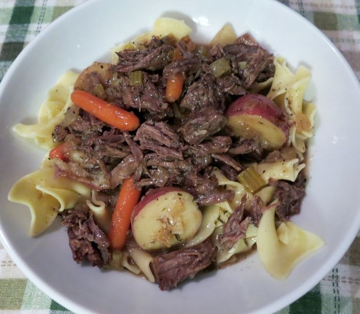 how to make pot roast in a pressure cooker