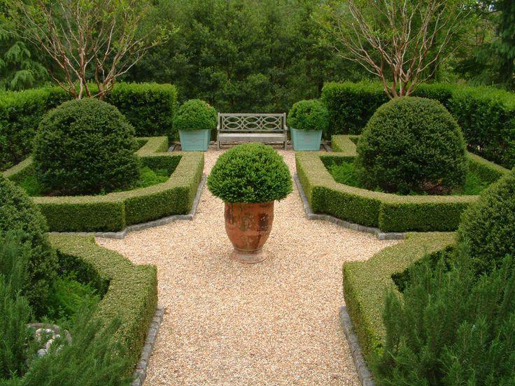 Formal Garden By Howard Design Studio Garden Pinterest