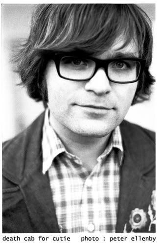 Ben Gibbard, musician, born in Bremerton, WA