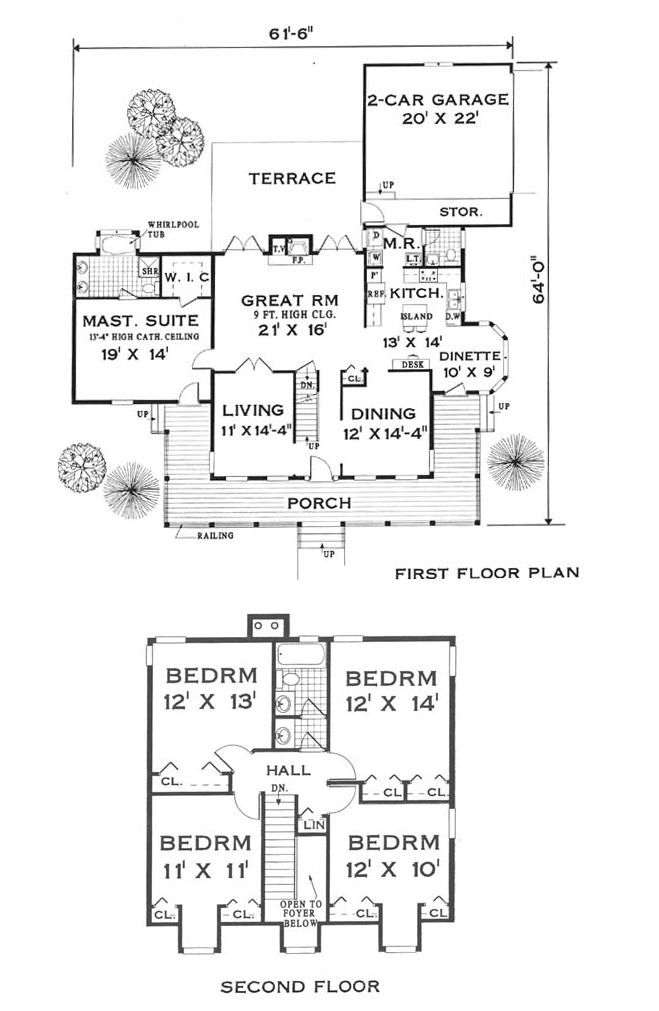 Best 25 farmhouse layout ideas on pinterest farmhouse for Farmhouse interior design characteristics