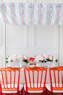 Tissu de décoration