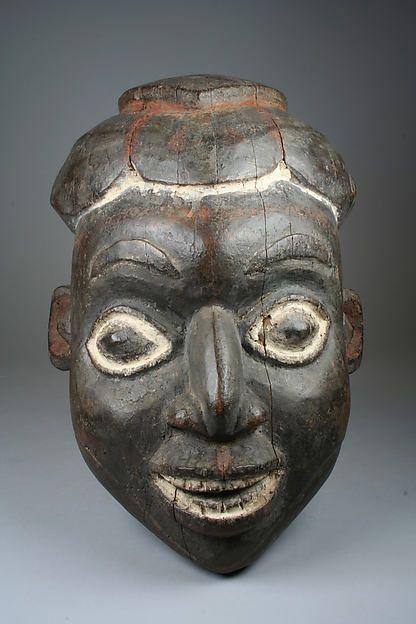 Helmet Mask | Fungom | The Met