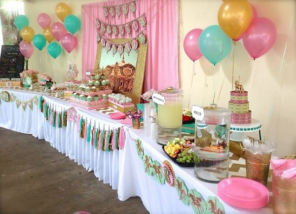 Baby Girl 2nd Birthday Themes 2nd Birthday Party Ideas For