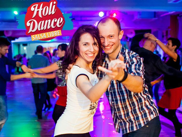 HoliDance w trakcie - już od poniedziałku 20.07 5 dni z salsą od podstaw - codziennie o 21:30 z Markiem i Magdą :)