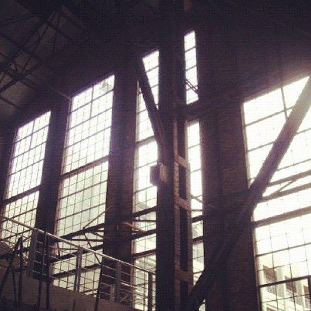 Turbine hall Johannesburg