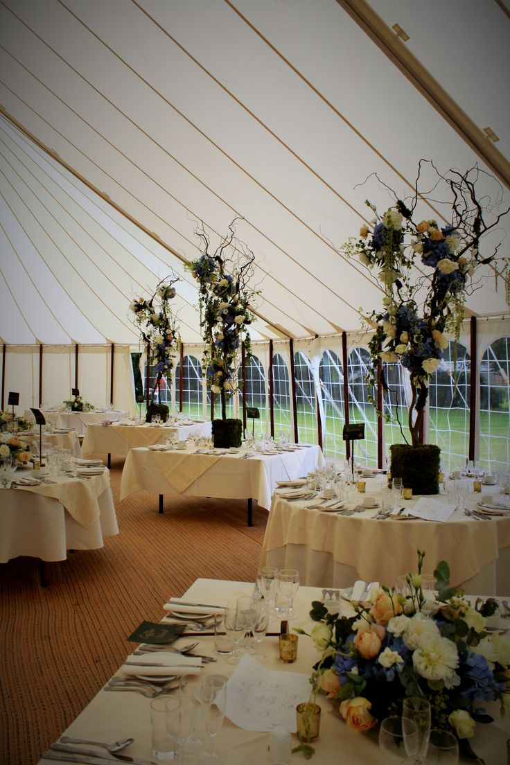 The Bride Wanted To Create A Woodland Garden Effect To The 400 x 300
