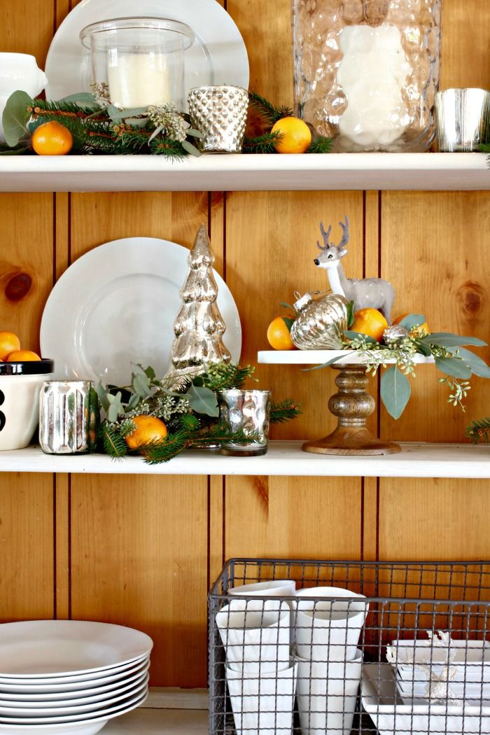 White Kitchen Christmas Decorating Ideas: 160084 Best Blogger Home Projects We Love Images On