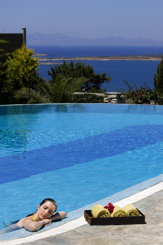 Moments of unparalleled bliss at the Yria Luxury Resort & Spa Paros