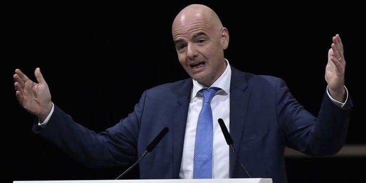 Ini Format Baru Piala Dunia Usulan Presiden Terpilih FIFA - KOMPAS.com