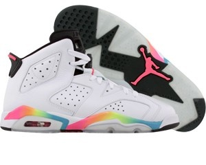 Air Jordan\u0027s (my name) rainbow