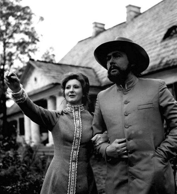 Jadwiga Barańska i Jerzy Bińczycki - Noce i dnie (1975)