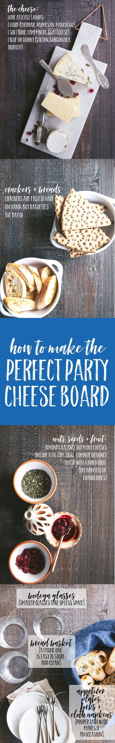 How To Make The Perfect Party Cheese Board  Grits & Chopsticks