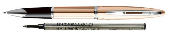 Waterman - Carene Pink Gold Meridian Rollerball