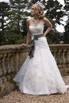 Beautifully detailed A Line dress, customisable by Finesse Bridal Wear Kerry #ALineDress #CustomisedWeddingDress