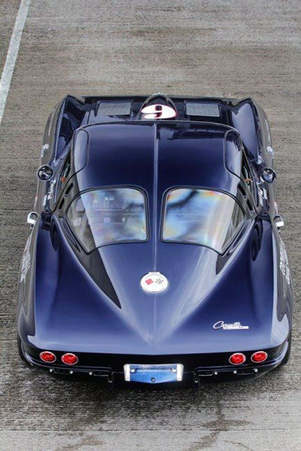 Chevrolet Corvette Stingray Classic Cars 1963 Corvette Stingray Chevrolet Corvette Z06