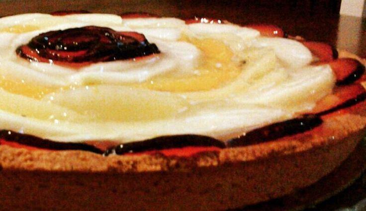 Ancora voglia di #coccole con una  crostata artigianale #lamantagnata #melendugno #sweet #dessert #handmade #maninpasta #salento #ristorantilecce #salentoesoncontento