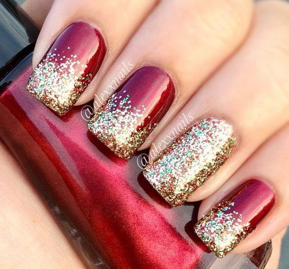 Image result for gold nails