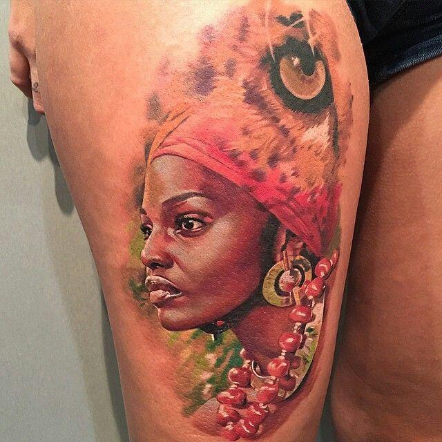 Best 25+ African Tattoo Ideas On Pinterest