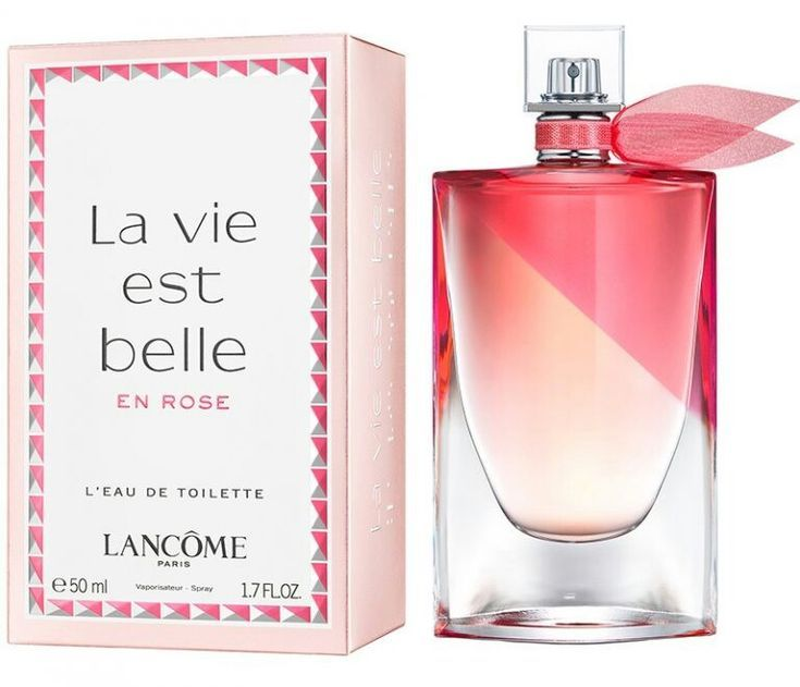 Lancome Life Is Beautiful In Pink 2019 Fragrance Most Expensive Luxury Brands Lancome Perfume Luxury Perfume Perfume