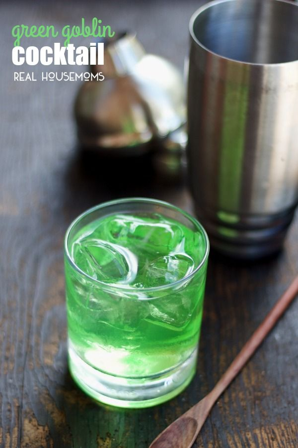 321 best halloween images on pinterest halloween stuff for Halloween green punch recipes alcoholic