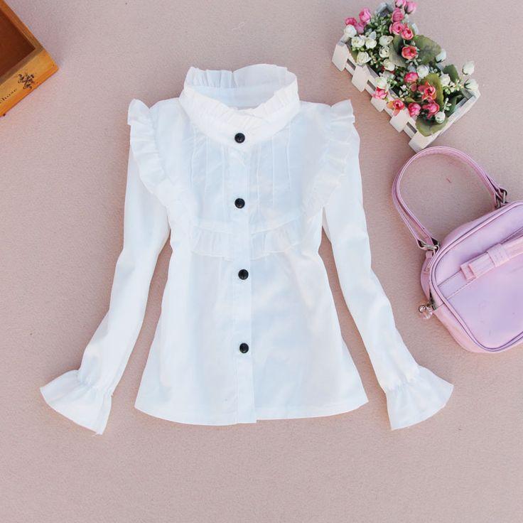 Shirts-For-font-b-Girls-b-font-Cotton-Casual-Children-Clothing-White-font-b-Girls-b.jpg (800×800)