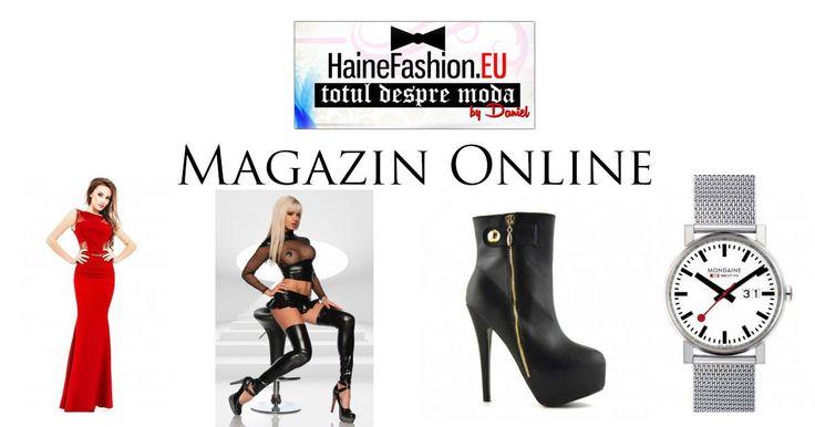 Magazin online haine fashion, accesorii, ceasuri de lux , rochii dama. Intra pe Hainefashion.eu