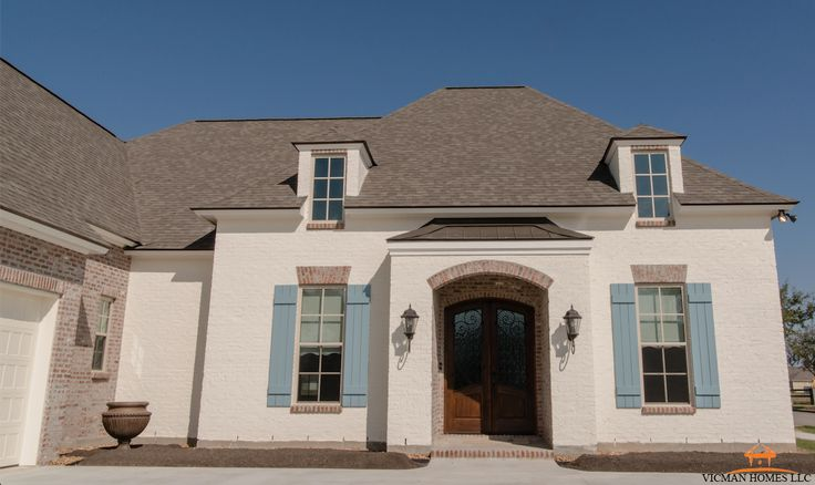 This Painted Brick Is Sherwin Williams Quot Medici Ivory Quot And
