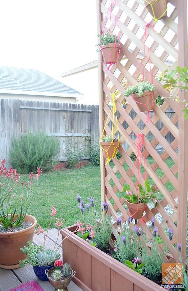 343 best images about my garden on pinterest outdoor for Garden divider ideas