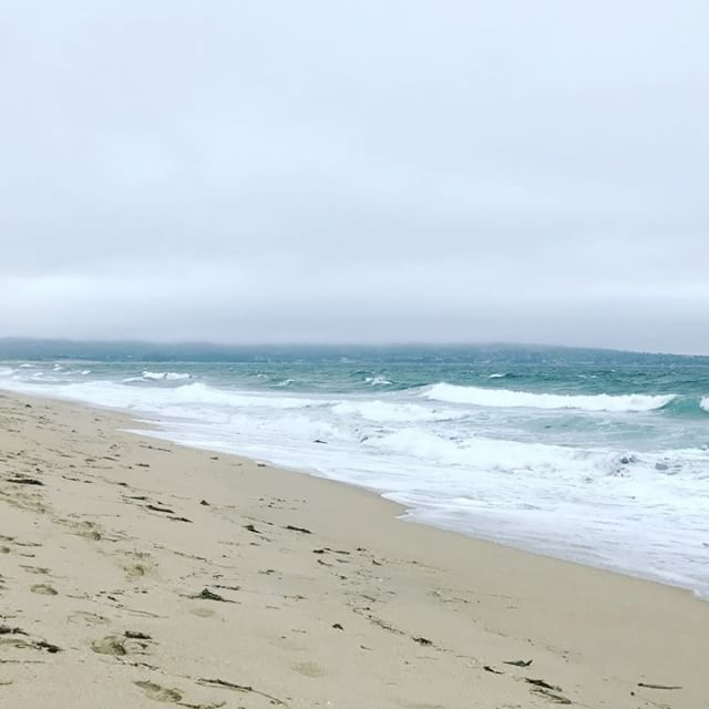 Fort Ord: 1917-1994 military garrison and training facility. The old barracks are everywhere rotting. . . . . #fortord #fortorddunes #monterey #ca #ocean #beach #waves #military #shootingrange #marinalocals #montereybaylocals - posted by Stephen Shrock https://www.instagram.com/stephenshrock - See more of Marina, CA at http://marinalocals.com