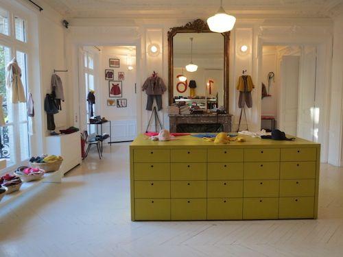 TRIED & TESTED: BON TON PARIS, small shop, three storey children's paradise, close to Merci.