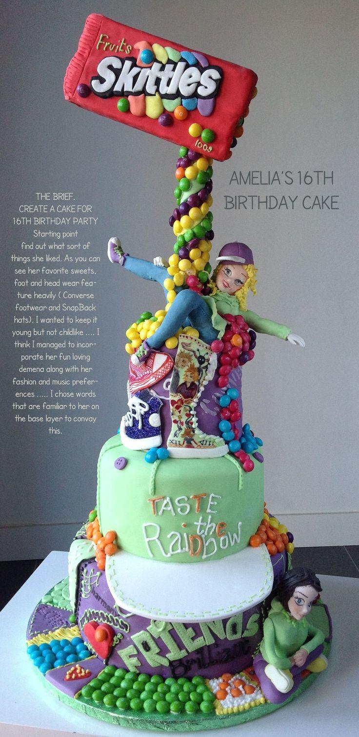 16 th birthday celebrations