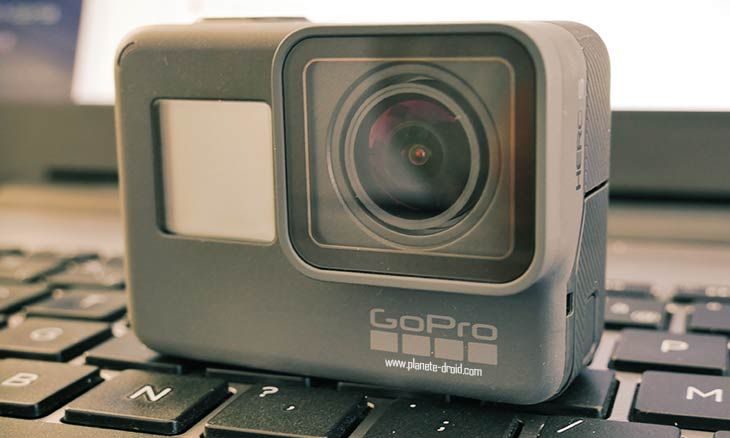 Mise à jour firmware Gopro Hero5
