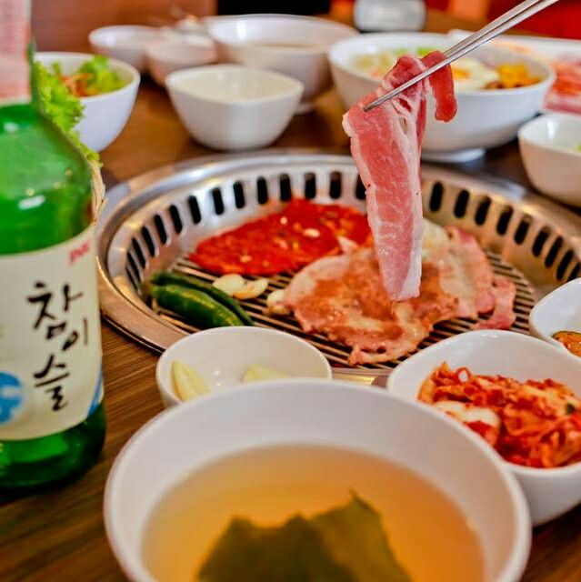 Korean bbq durham region