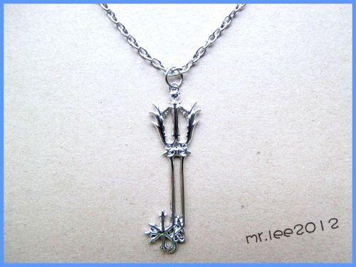 30 best keyblades images on pinterest drop necklace kingdom wholesale kingdom hearts keyblade pendant necklace key blade figure accessory aloadofball Image collections