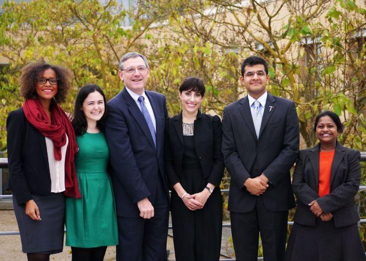 Beasiswa Oxford Pershing Square Graduate