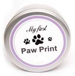 Puppies First Paw Print If you have just got a puppy why not take the paw print cast, your dogs youngest memory will be kept forever! The kit contains all you need including instructions.