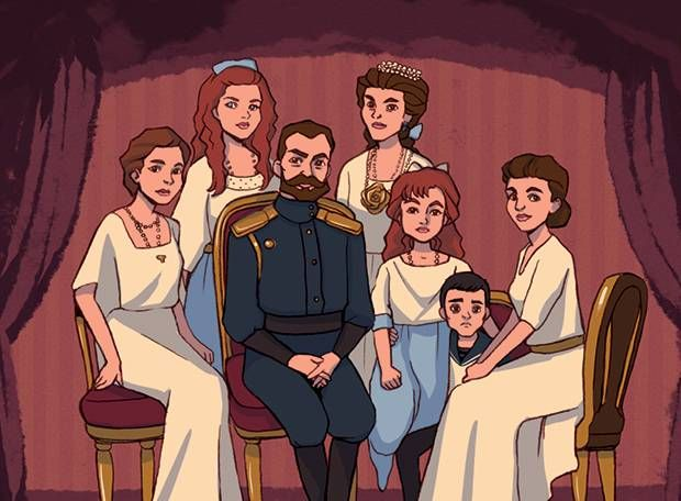 A princesa Anastásia escapou da Revolução Russa?