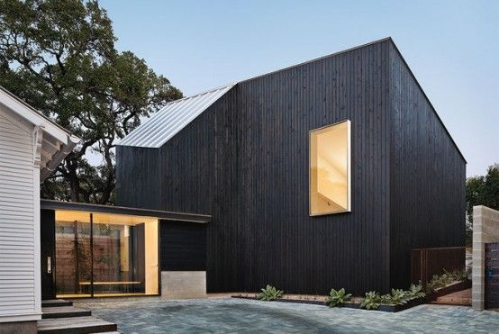 Renovated 1920s Bungalow With A Glass Addition | Architect Kevin Alter
