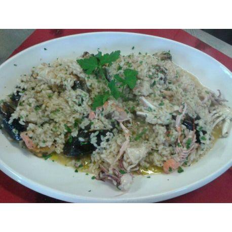 Venerdì menu' Pesce Gluten Free