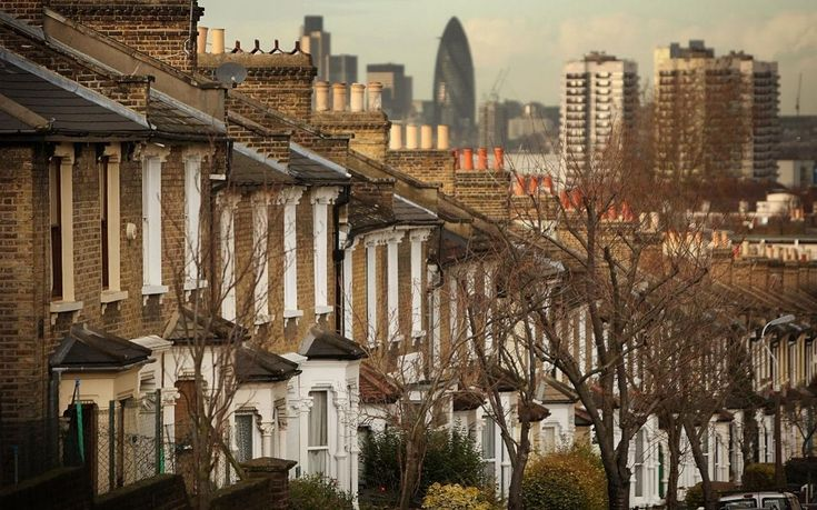 Official figures suggest that Britain's house prices could be recovering, with annual growth up 5.